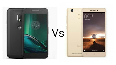 Moto G4 Play Vs Xiaomi Redmi 3s Prime