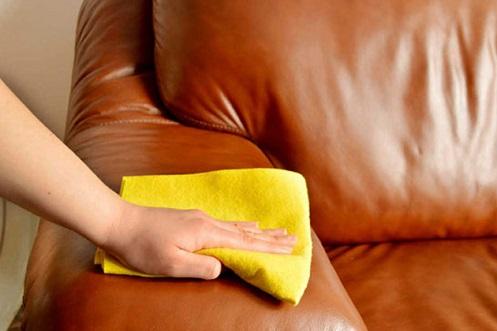 Bí quyết vệ sinh làm sạch ghế sofa da tại nhà hiệu quả
