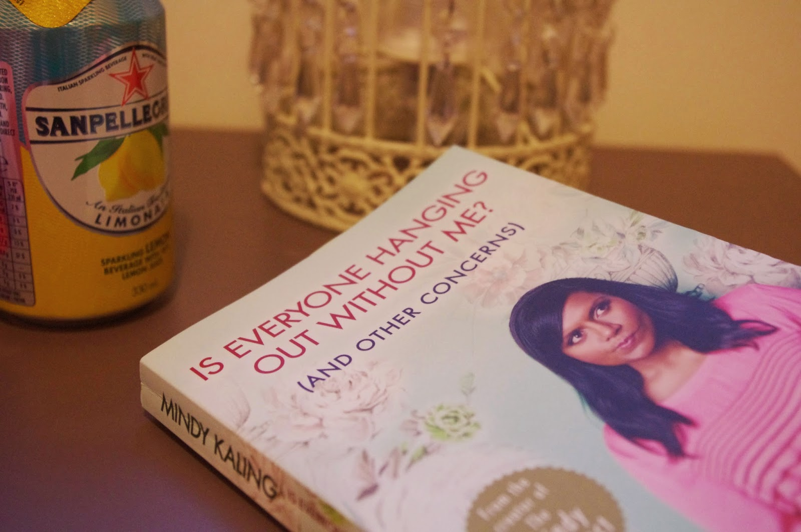 Mindy Kaling Book Cover