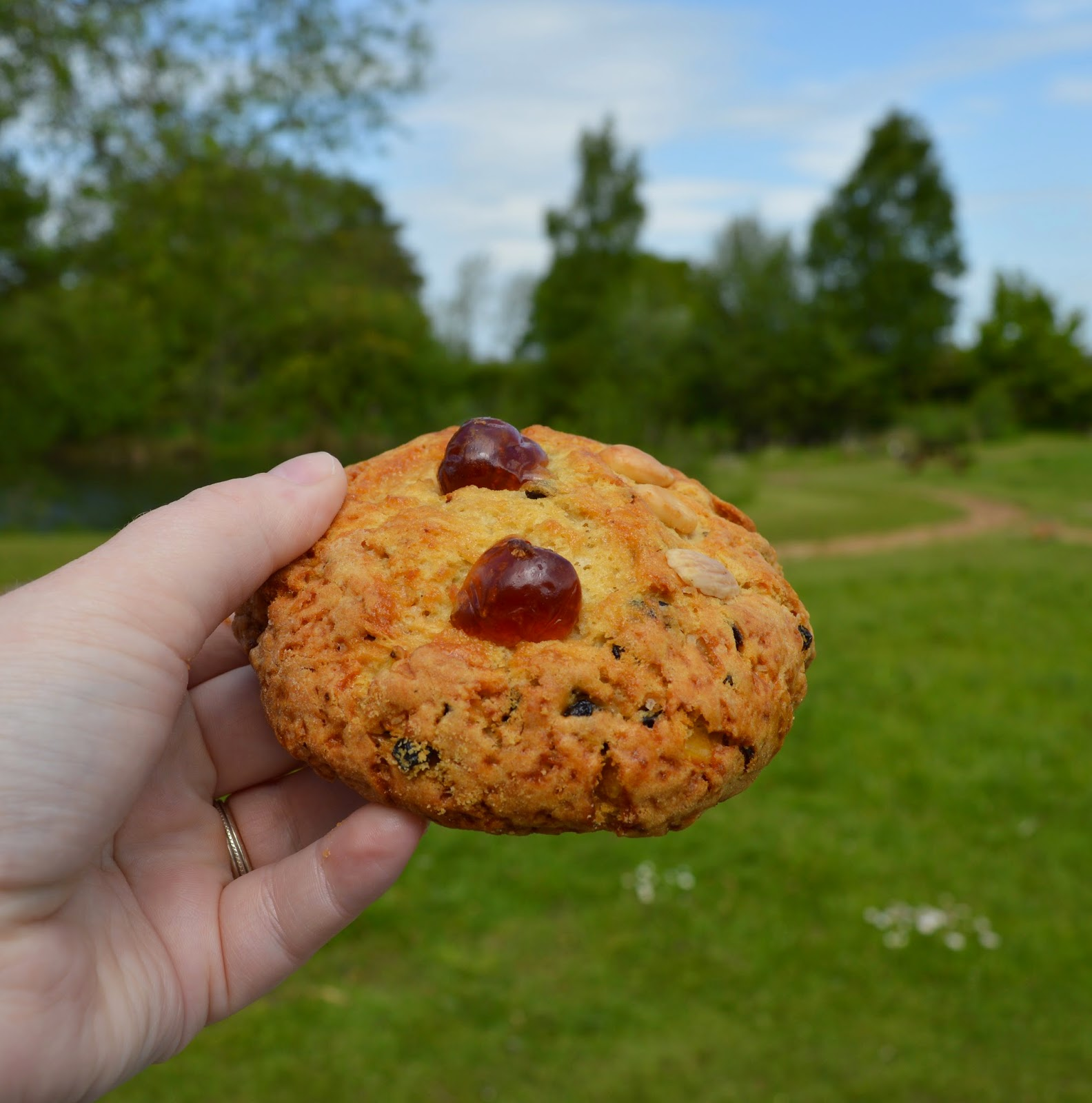 Fat Rascal, Bettys in Yorkshire