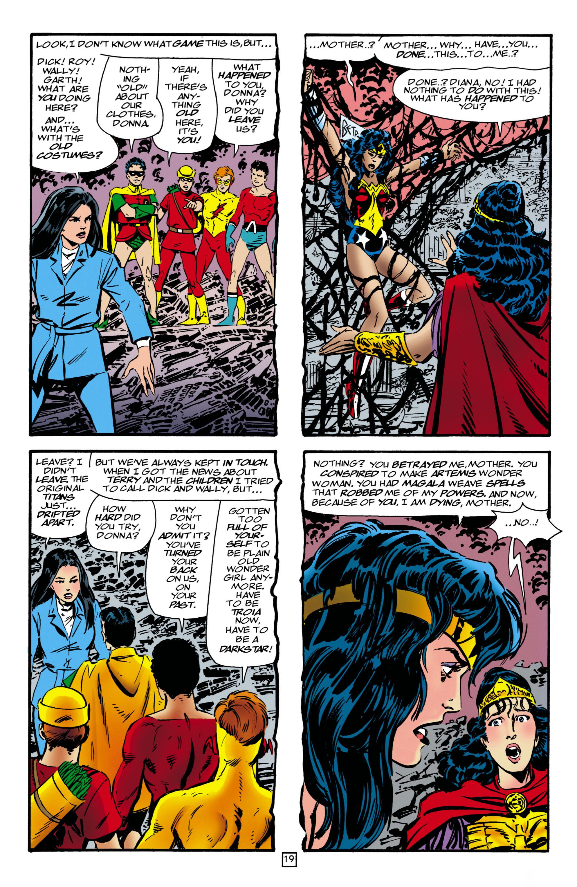 Read online Wonder Woman (1987) comic -  Issue #126 - 19