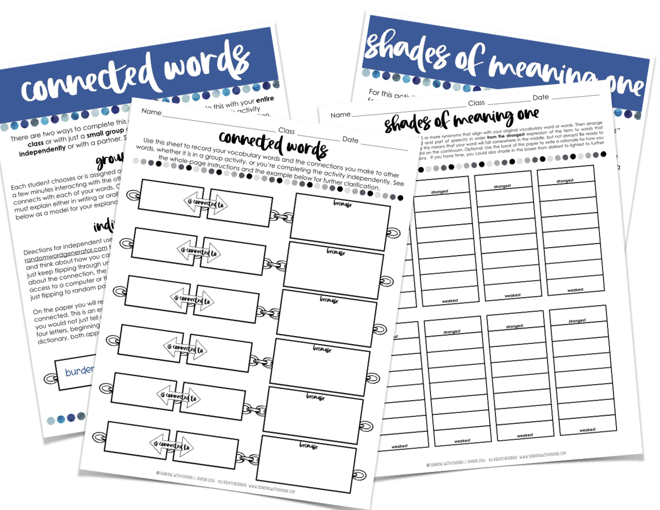 Meaningful Word Work And Purposeful Practice Six Ideas For Fun And
