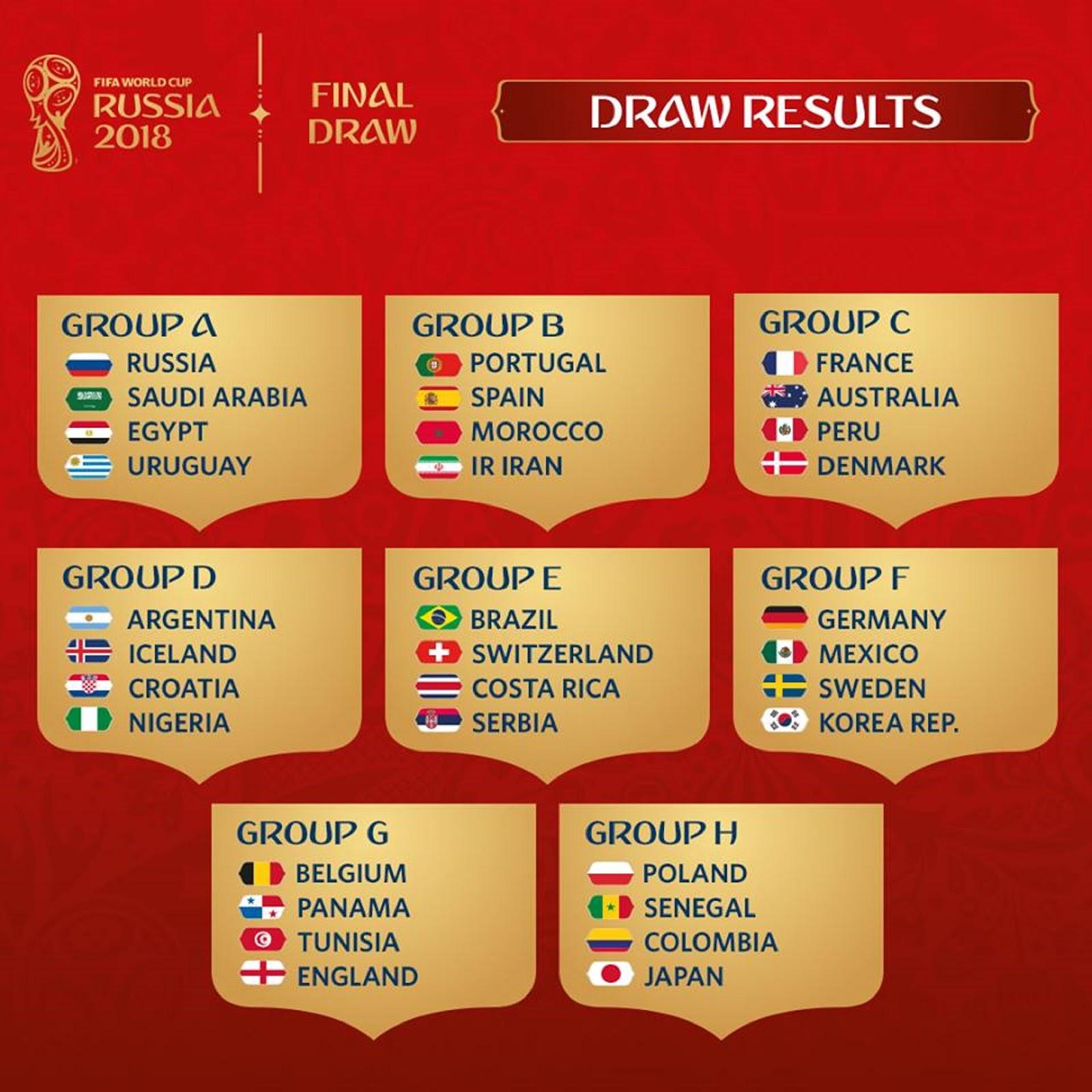WORLD CUP 2018 E