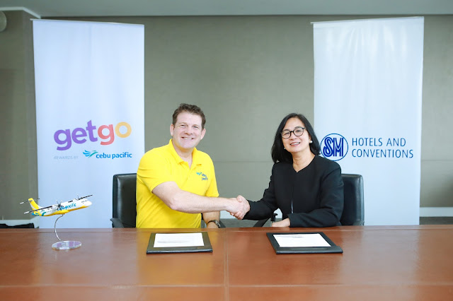 GetGo partners with SM Hotels for rewarding stays and free getaways