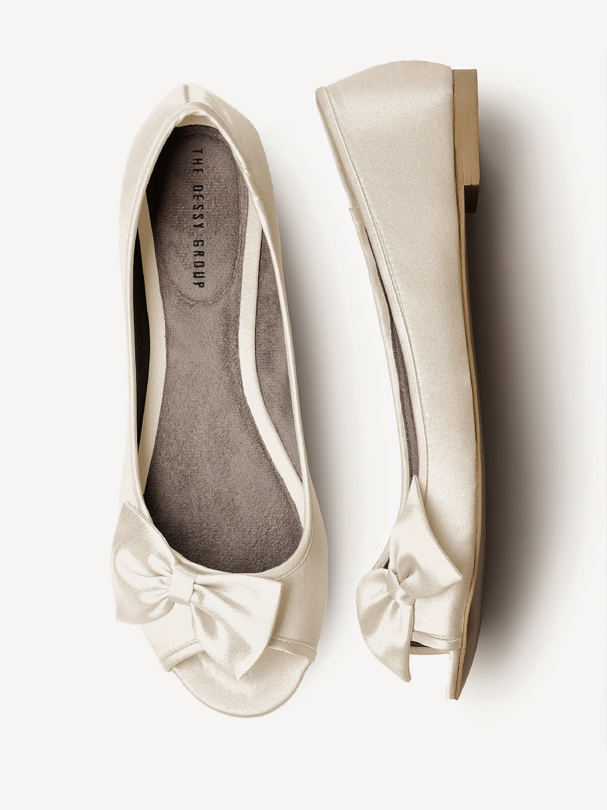 ee2e064ae12 Flat Bridal Shoes For Taller Brides