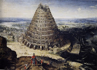 Tower of Babel- Wikipedia