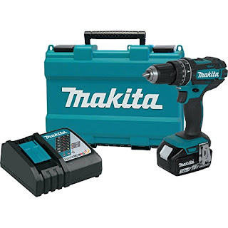 Makita XPH102 Hammer Drill Review