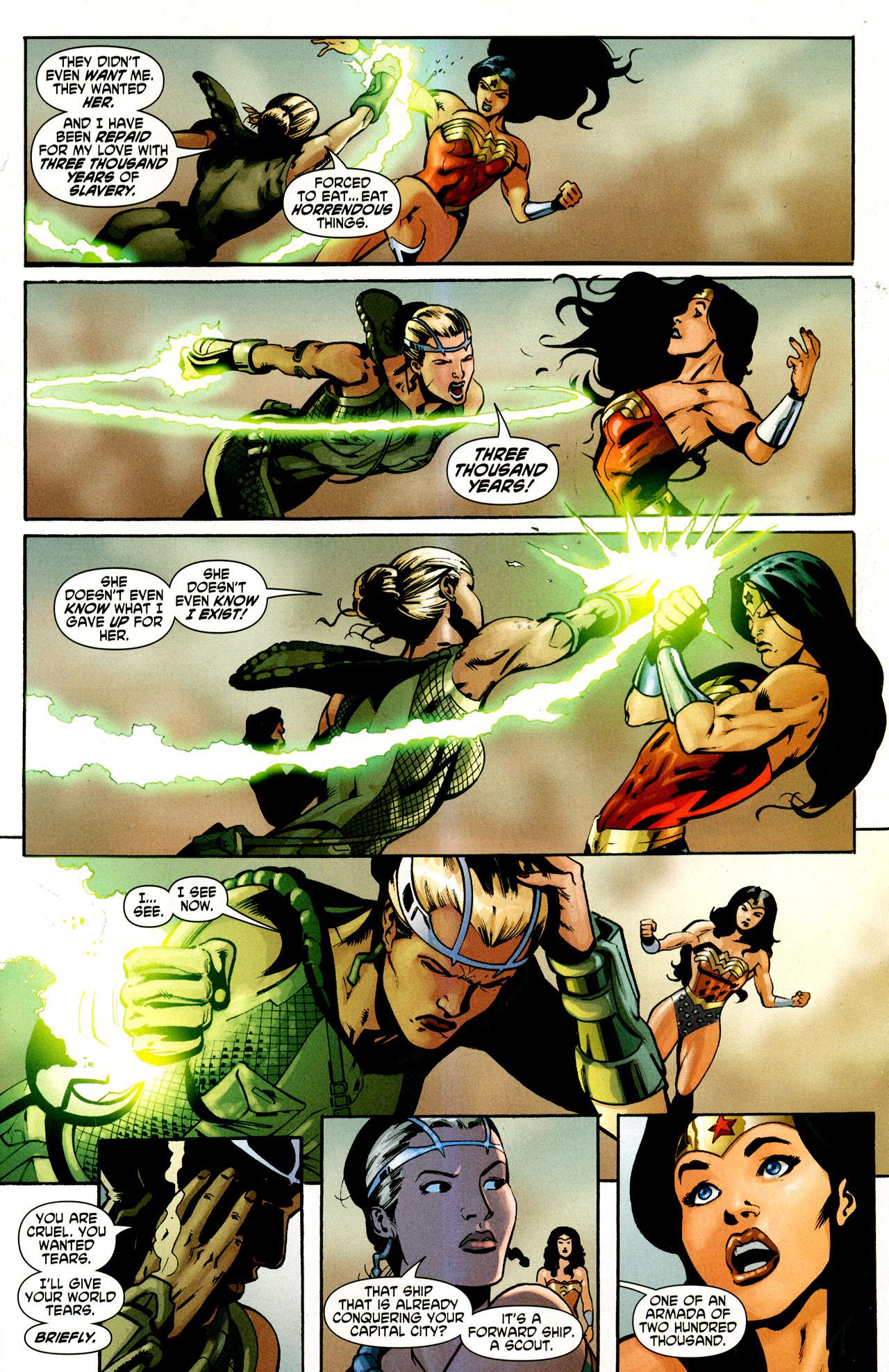 Read online Wonder Woman (2006) comic -  Issue #43 - 20