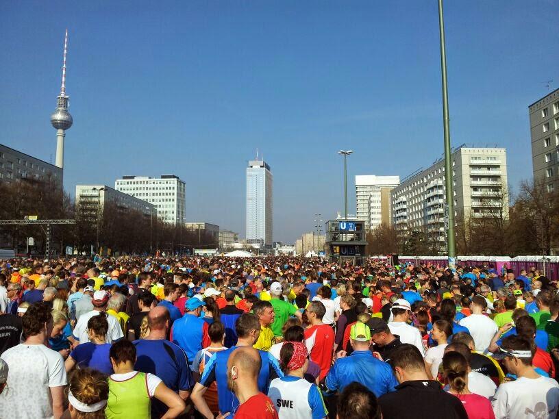 zeit erster halbmarathon