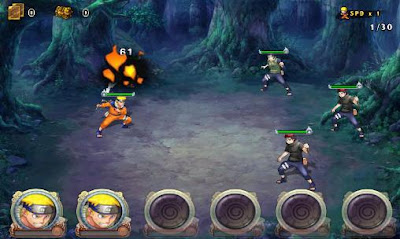 Download World of Ninjas Offline Apk