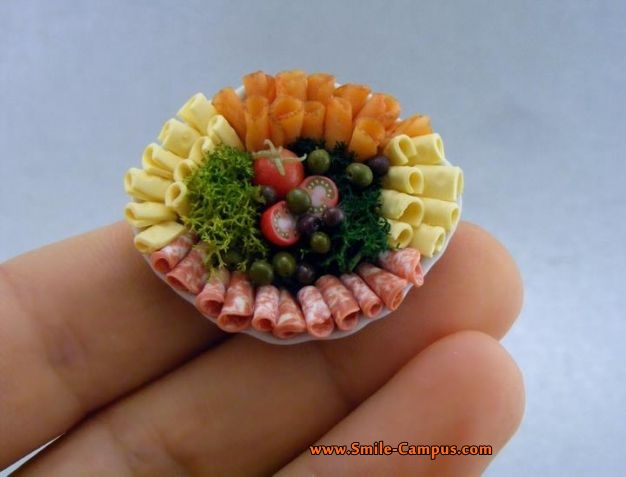 Creative Food Sculptures