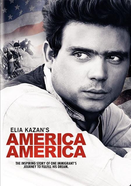"Movie poster ""America America"""