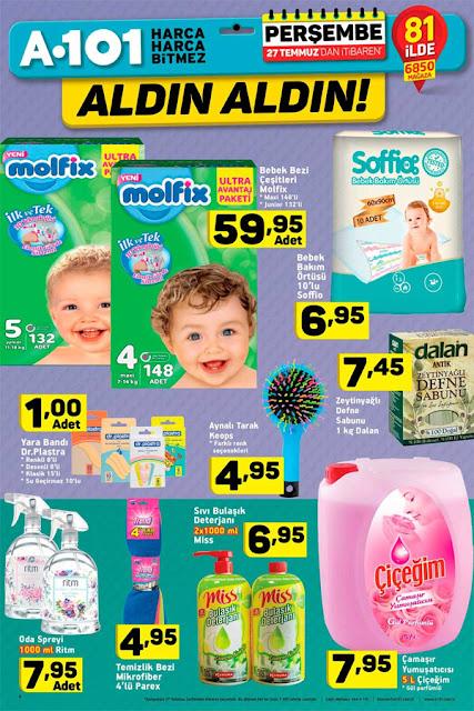 Temmuz Ağustos A101 Aktüel, A101 güncel ürün, A101 market, Güncel Kampanyalar