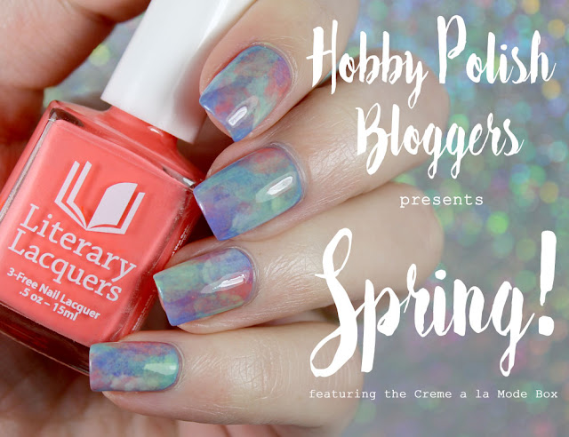 Hobby Polish Bloggers Presents: Creme a la Mode #3 Seriotype