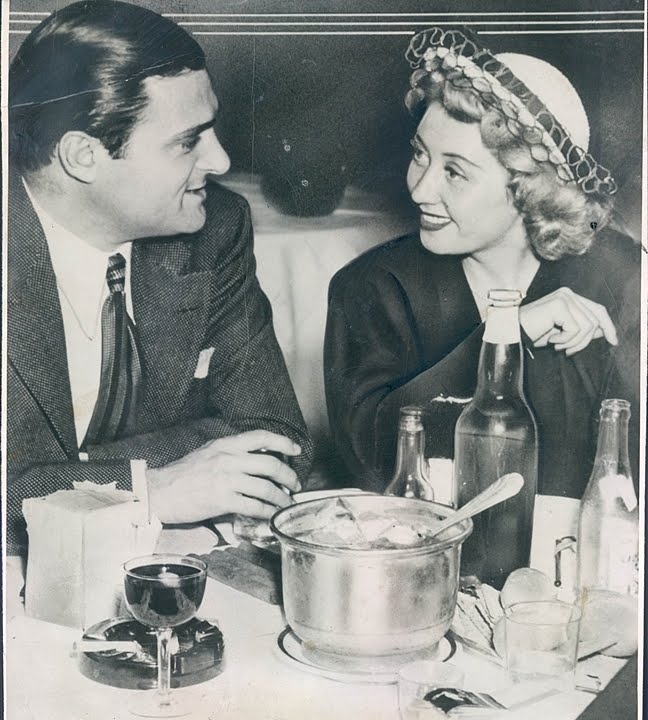 Image result for joan blondell and mike todd
