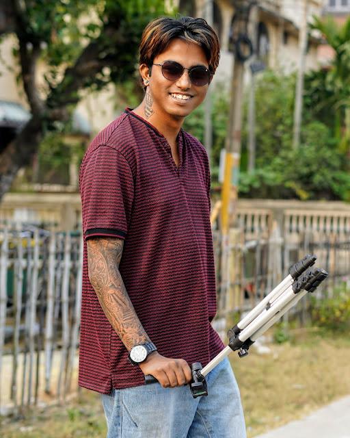 Sourajit Saha Photoshoot 7