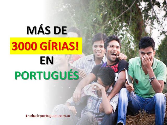 gírias, expresiones idiomáticas, portugués, traducciones, traductora