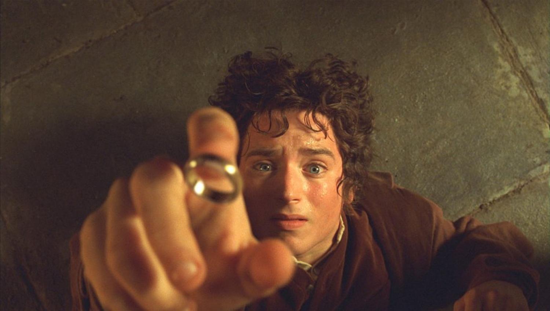 TV and movies: Elijah Wood as Frodo