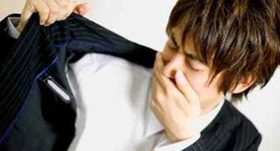 tips dan cara menghilangkan bau bdan secara alami
