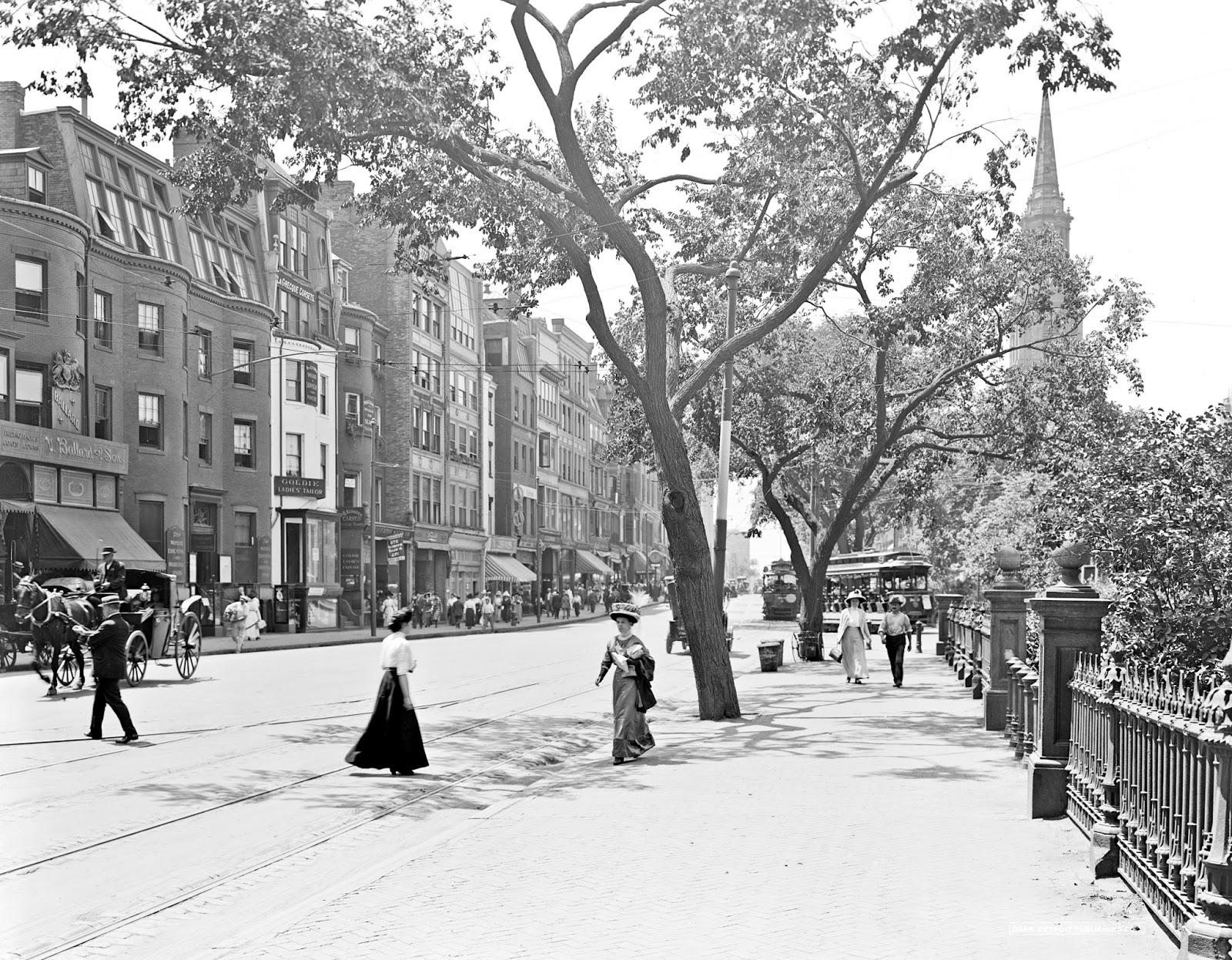 History in photos detroit publishers for 166 terrace st boston ma