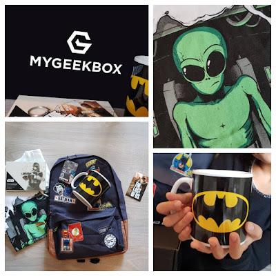 My Geek Box : Coffret La Box pour Noël