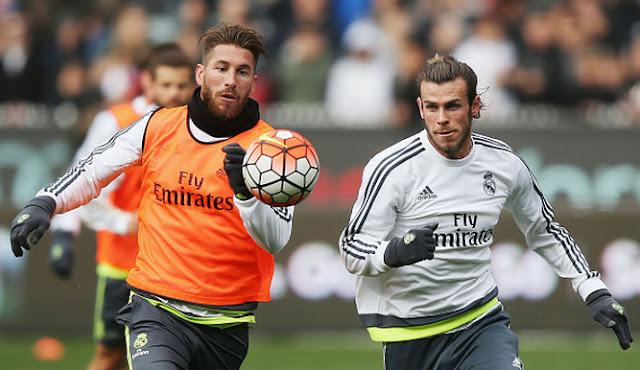 Alasan Sergio Ramos segera menyingkirkan Bale