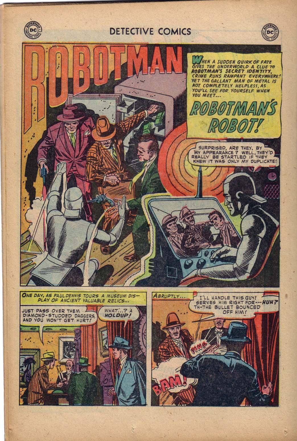 Read online Detective Comics (1937) comic -  Issue #190 - 24