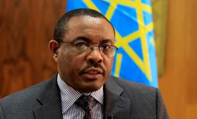 Ethiopia's Prime Minister resigns