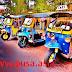 Du lịch tại bangkok Thái Lan bằng phương tiện công cộng