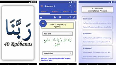 40 Rabbanas (duaas Quran) NYIMAKCUY
