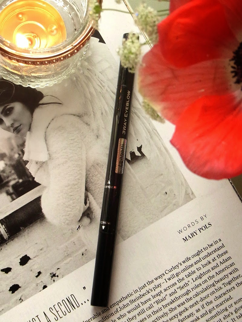 New On Beaut In Japan Leanani 3 Way Eyebrow Pencil The