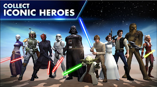 Star Wars: Galaxy of Heroes Mod Apk (God Mode) Latest Version