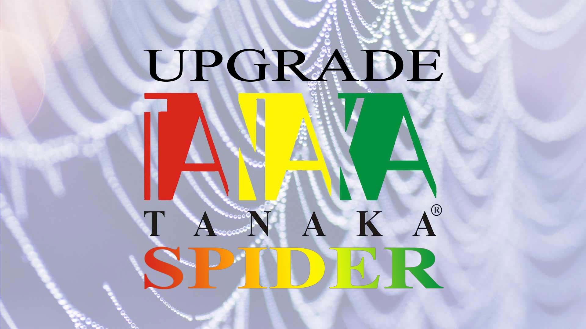 Cara Upgrade Receiver Tanaka Spider
