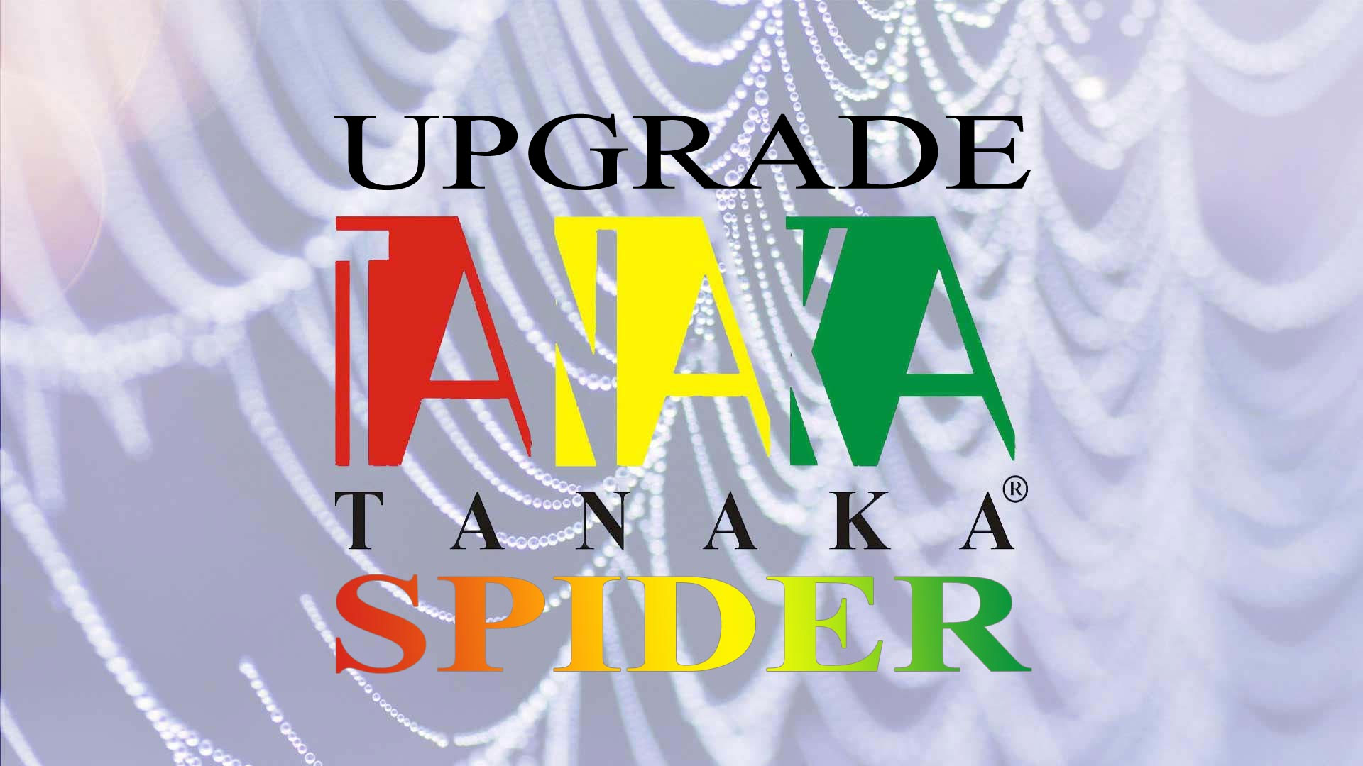 Cara Upgrade Receiver Tanaka Spider