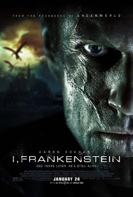 بوستر فيلم I, Frankenstein