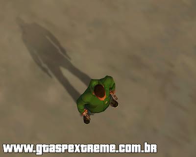 Sombras Realistas para GTA San Andreas