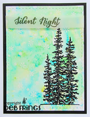 Silent Night 1 - photo by Deborah Frings - Deborah's Gems