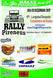 13º Rally dos Pireneus - Etapada de Cocalzinho de Goiás/GO
