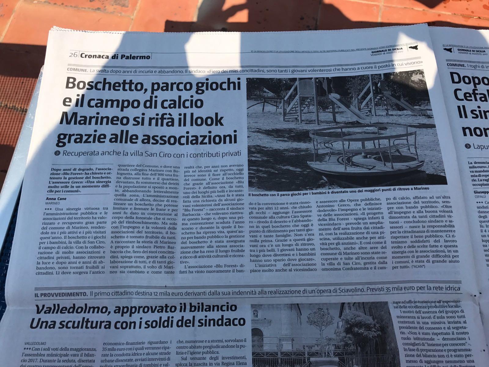 L altra volta mi prese un colpo. Una pagina intera del Resto del Carlino  dedicata a un marinese   sequestrati un miliardo e ottocento milioni di  euro 1bdc9a4c4469