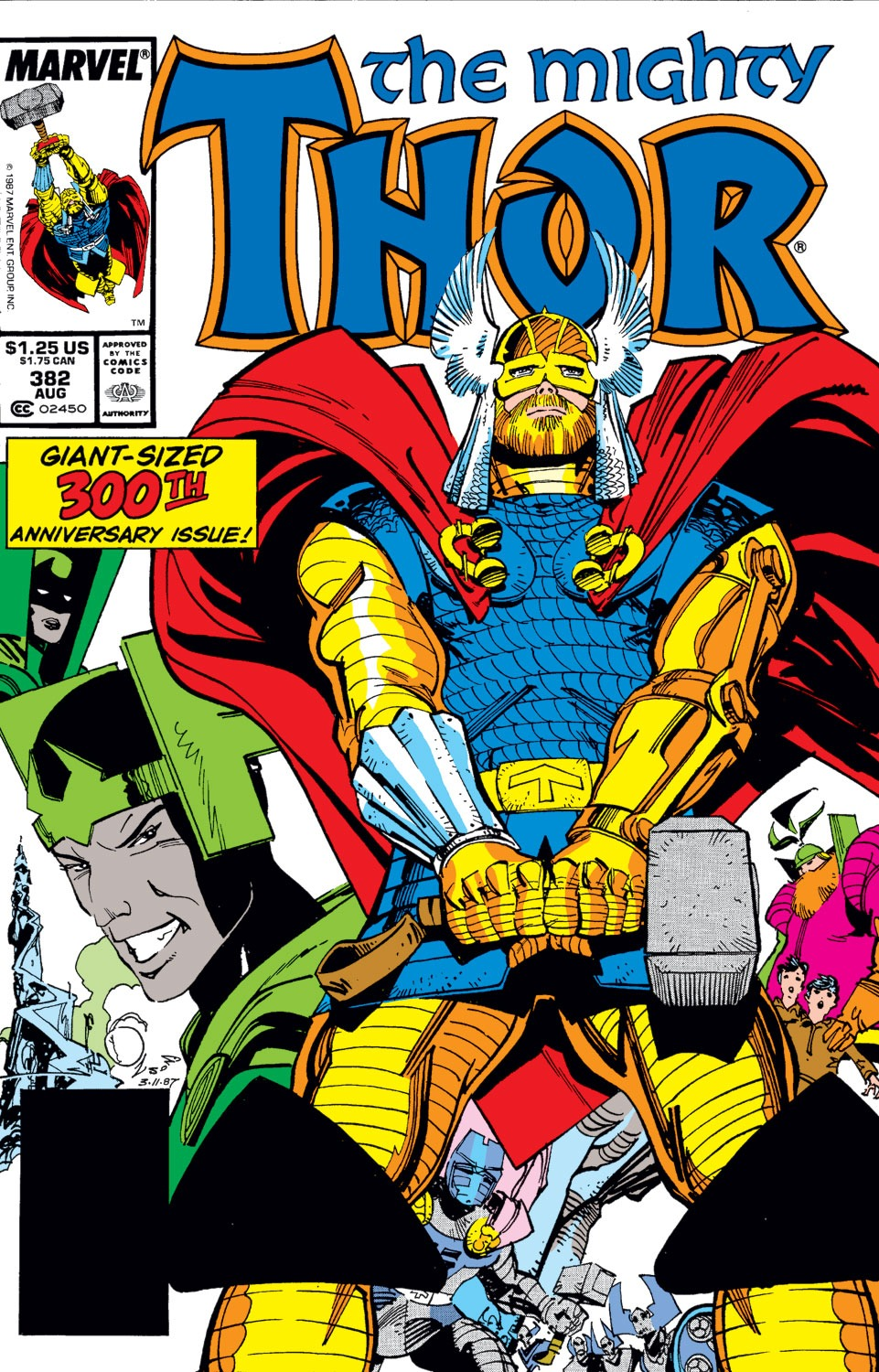 Thor (1966) 382 Page 1