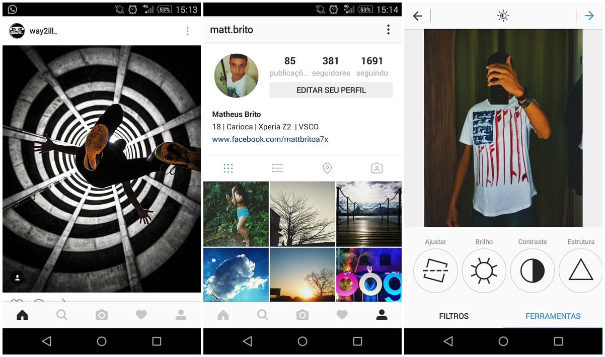 New Instagram UI Rolling Out To Some Users