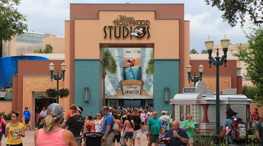 The Art of Disney Animation, Disney's Hollywood Studios, Orlando