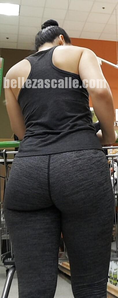 Nalgotas maduras en jeans claros ass in jeans - 2 part 9