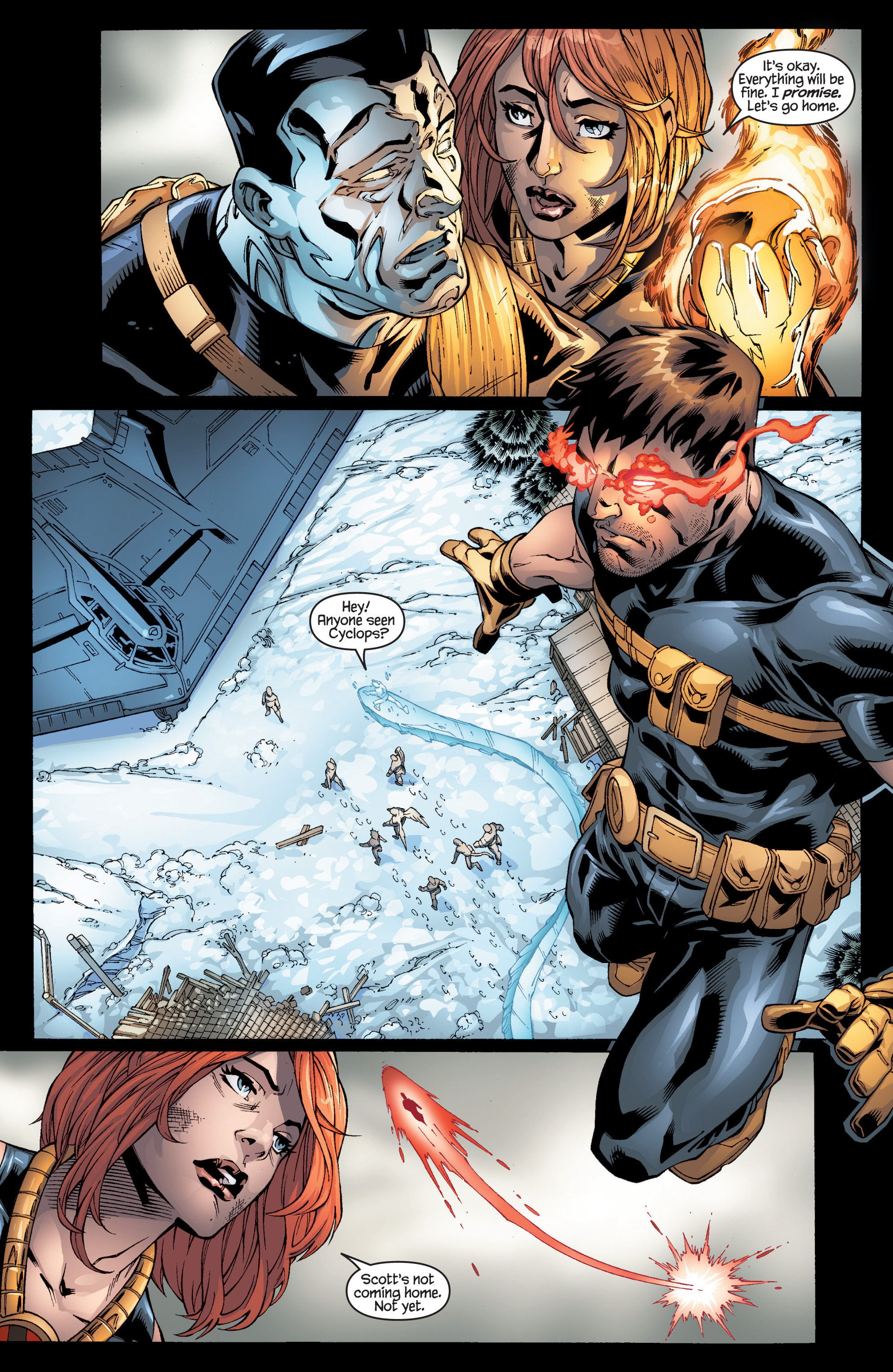 Read online Ultimate X-Men comic -  Issue #97 - 13