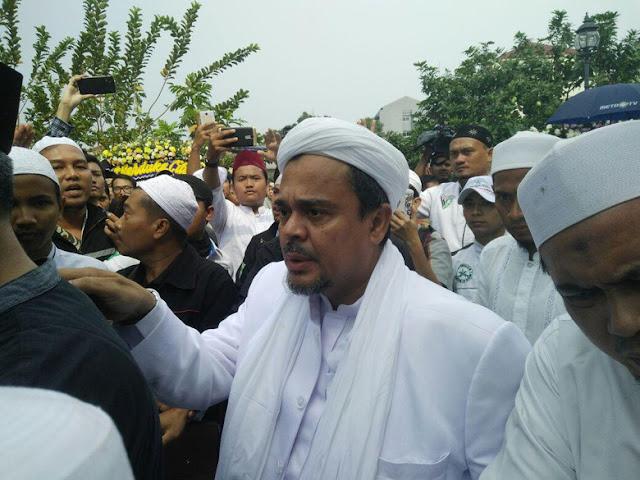 PA 212: Jika Diminta Umat dan Ulama, Habib Rizieq Siap Maju Pilpres