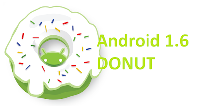 Android versi 1.6 (Donut)