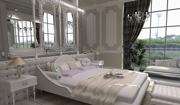 Luxury and Modern Bedroom Designs