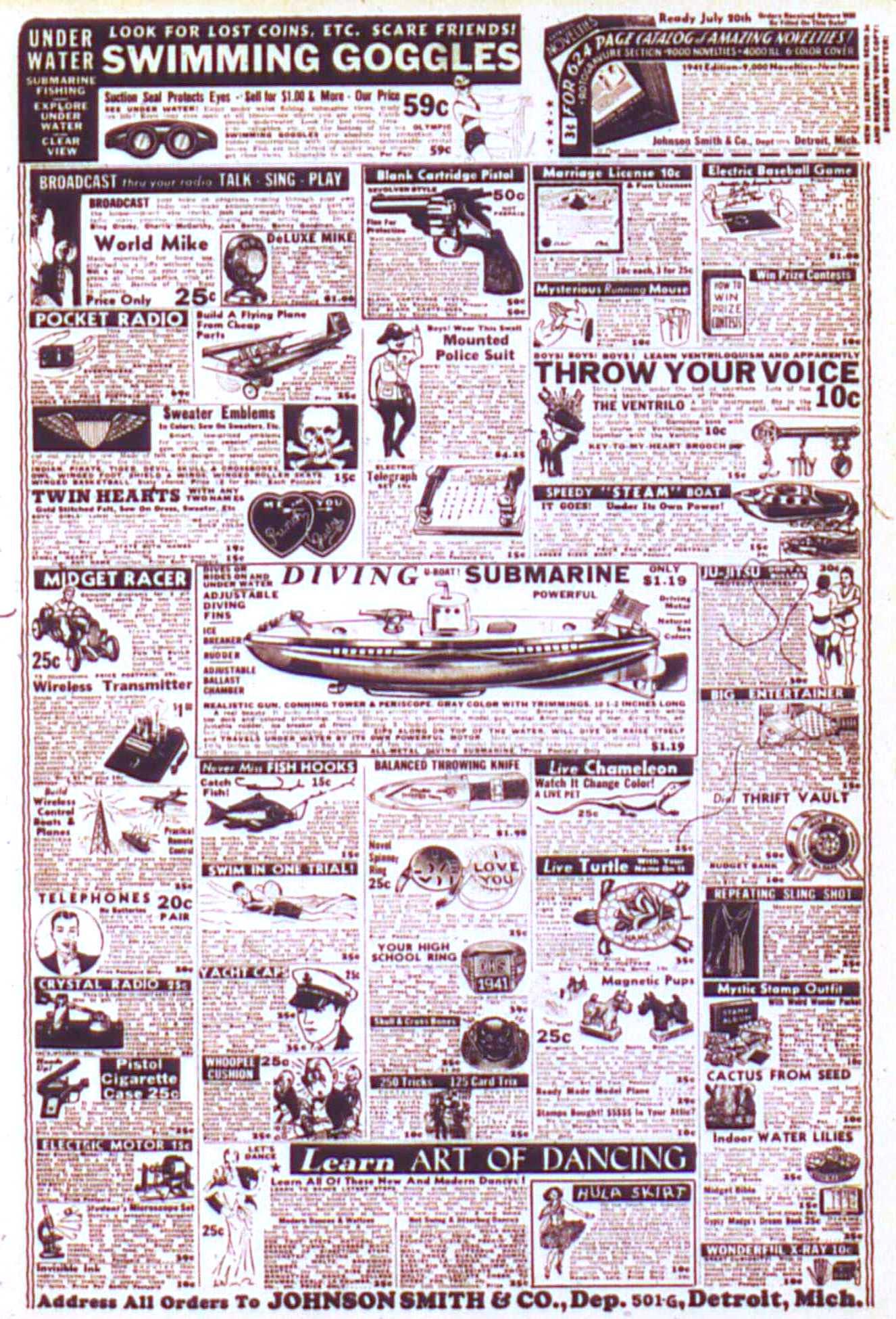 Read online All-American Comics (1939) comic -  Issue #17 - 67