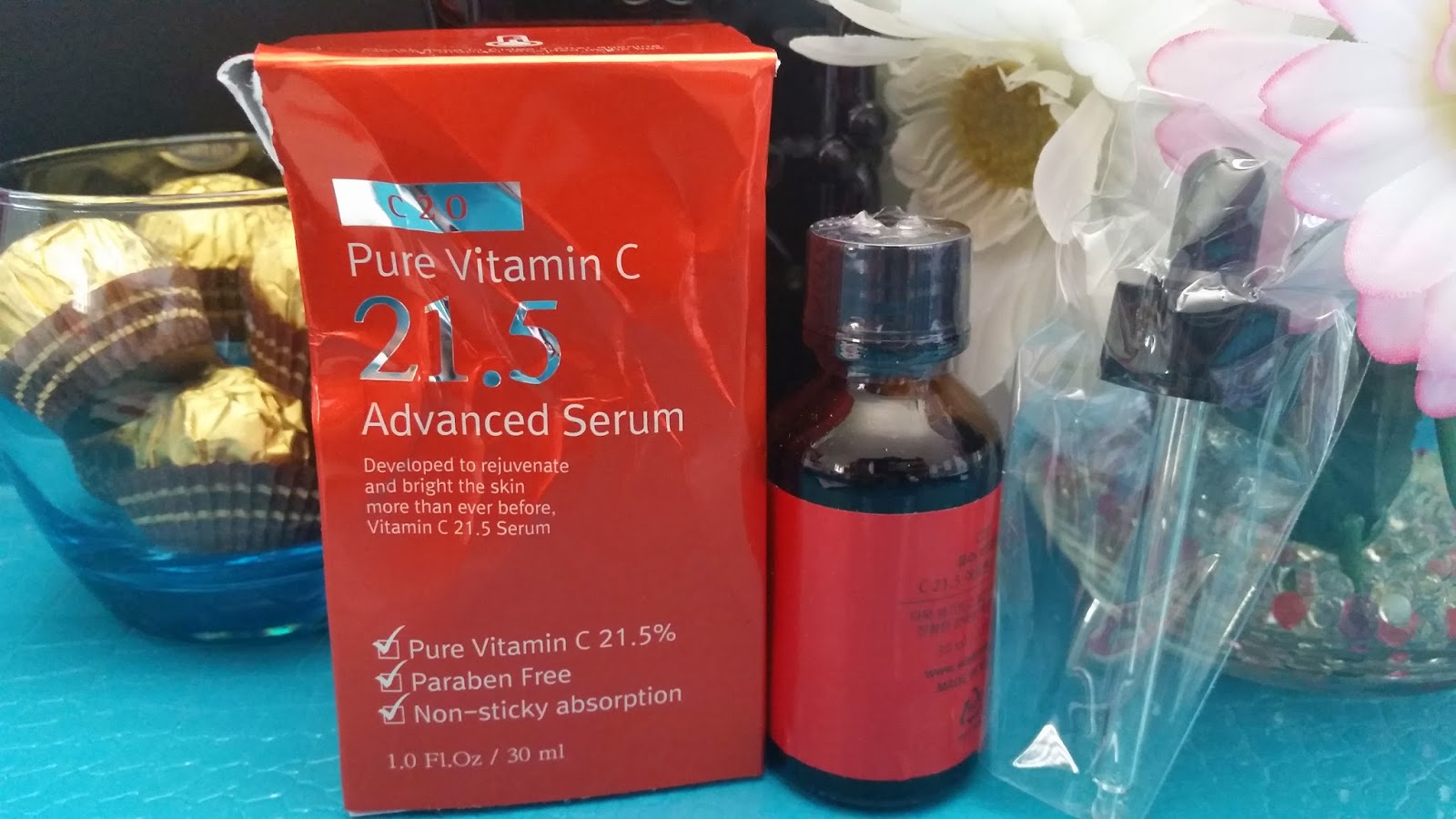 C20 Pure Vitamin C21.5 Advanced Serum