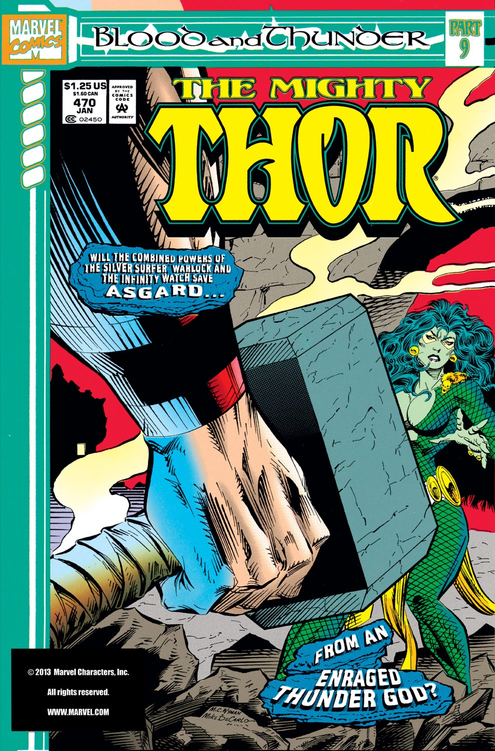 Thor (1966) 470 Page 1